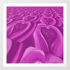 Endless Love Art Print