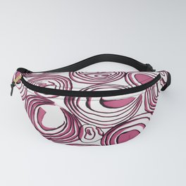 Red Onions Fanny Pack