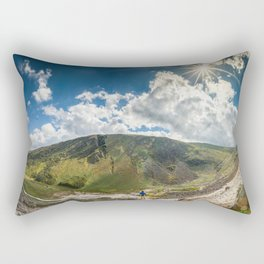 Wicklow Sunny Sky Rectangular Pillow