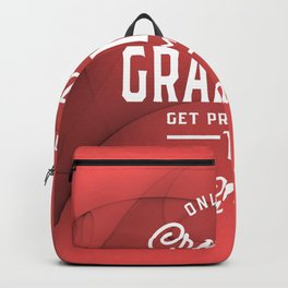 Greatest Grannies Get Promoted To Granny Backpack