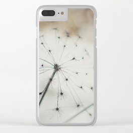 attersee (11b) Clear iPhone Case