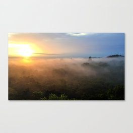 5:53 AM Canvas Print