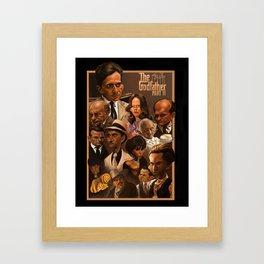 GODF Framed Art Print