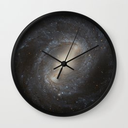 Barred Spiral Galaxy NGC 4394 Wall Clock