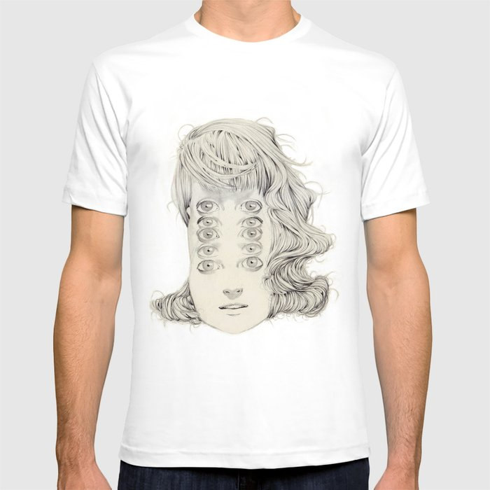 Five of Them T-shirt