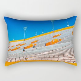 Running, UF Rectangular Pillow