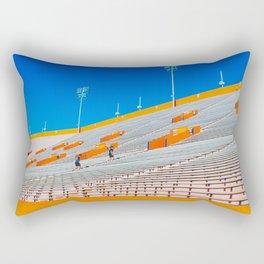 Running, UF Rectangular Pillow