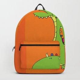 Mommy's little dragon Backpack