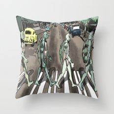 Turtles 3 ... Throw Pillow