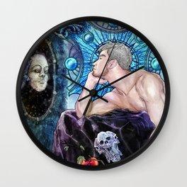 Mirror. Mirror. Wall Clock