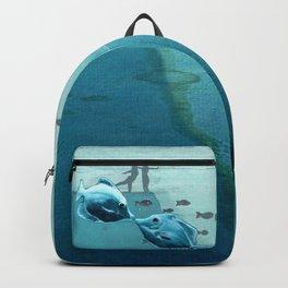 Garden of love Backpack