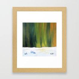 Christmas Night by Gerlinde Framed Art Print