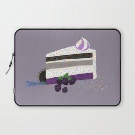 a signature cake Laptop Sleeve