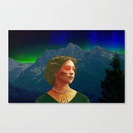 Redguard in Skyrim Canvas Print