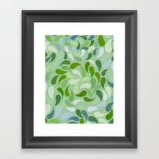 Petal Burst #31 Framed Art Print