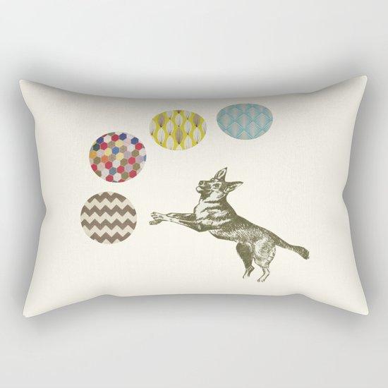 Ball Games Rectangular Pillow