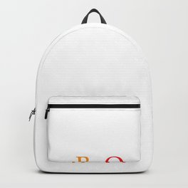 Board games and chilling games gift Backpack