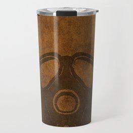 Mask #1 Travel Mug