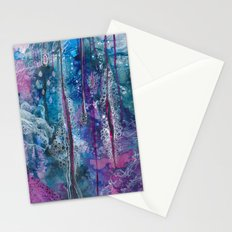 dive deeper Stationery Cards