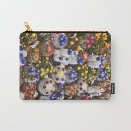 Amsterdam Flower Market Carry-All Pouch