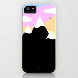 A Peak At Serenity iPhone Case
