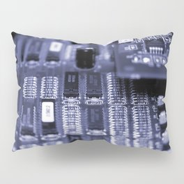 Motherboard Pillow Sham