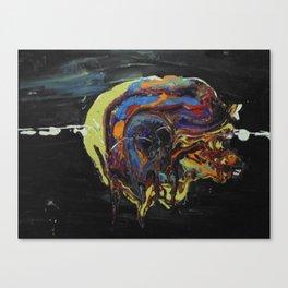la mancha Canvas Print