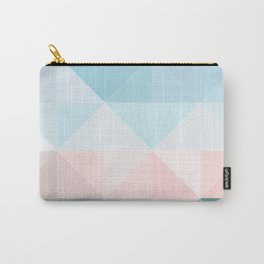 Apex geometric Carry-All Pouch