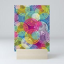 Illusion Mini Art Print