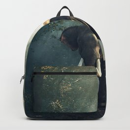 Spirit of the forest Backpack