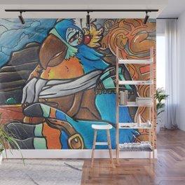 Kass- BOTW Wall Mural