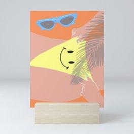 GET TAN Mini Art Print