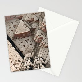 HalfOct4a Complex Stationery Cards