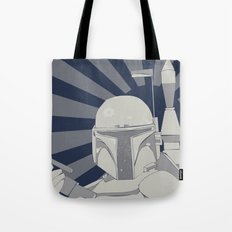 Fett is Coming Tote Bag