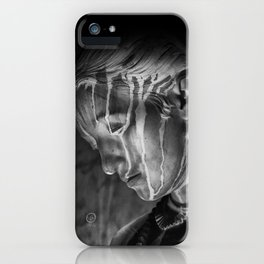 Tears iPhone Case