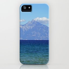 King Athos iPhone Case