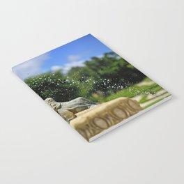 Secret Garden Splashes Notebook