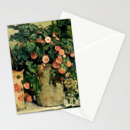 """Paul Cezanne """"Quiet life with Petunien"""" Stationery Cards"""