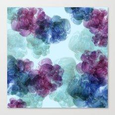 Mixed berries  Canvas Print