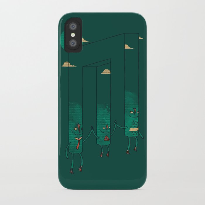 The Belvederes iPhone Case