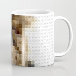 Toy Building Brick Chewie Coffee Mug