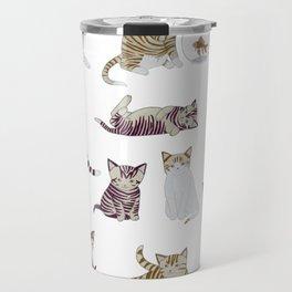 Little Kittens Travel Mug