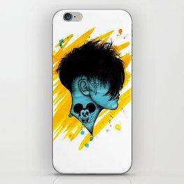 Dead Memories iPhone Skin