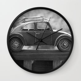 Surf Culture [Photography] Wall Clock