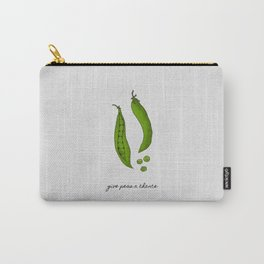 Give Peas A Chance Carry-All Pouch