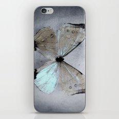 Forgotten Words iPhone & iPod Skin