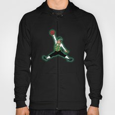 Celtics Leprechaun Jumpman Hoody