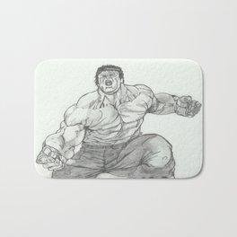Hulk Smash. Bath Mat