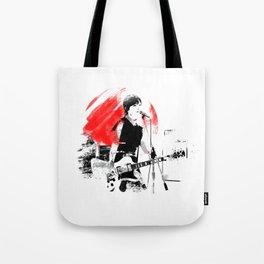 Japanese Artist Tote Bag