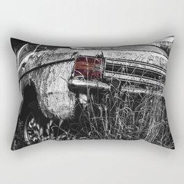 The Old Girl Rectangular Pillow